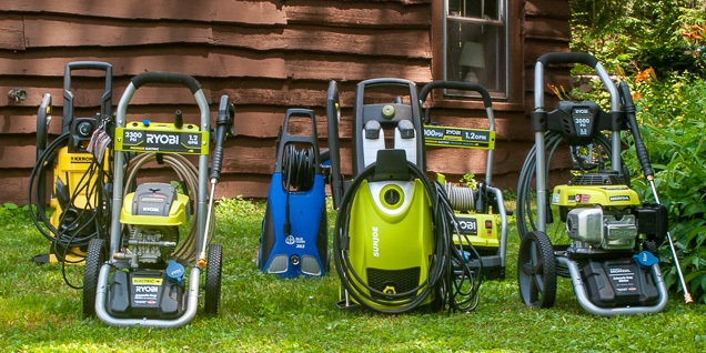 Best Electric Pressure Washer for 2020